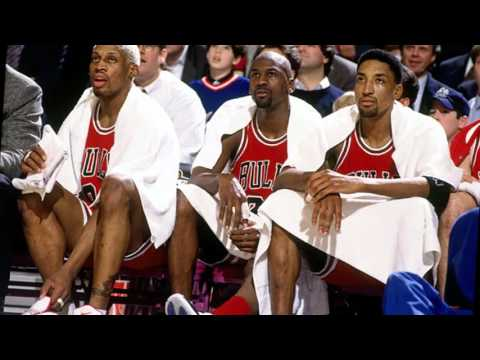 Scottie Pippen Says That The 1995-96 Chicago Bulls WOULD SWEEP The 2015-16 Golden State Warriors