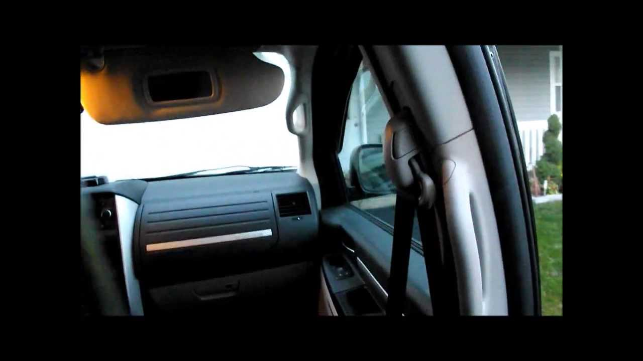 How To Remove A Headrest Dodge Caravan Youtube Tap Wiring Diagram