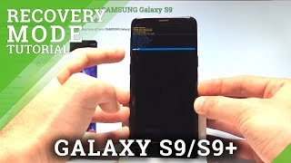 Recovery Mode SAMSUNG Galaxy S9 - Android System Recovery