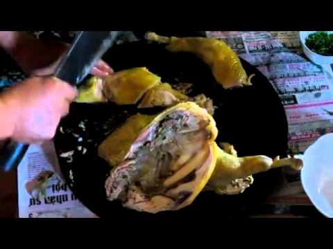 cách chặt thịt gà ngon - thoitrangvang.net