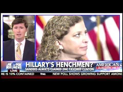 MacLean: Email leak showing DNC disparagement of Bernie Sanders reveals deep party divisions
