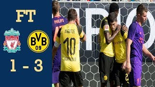 Download Video Liverpool vs Dortmund 1-3 Highlights 2018 MP3 3GP MP4