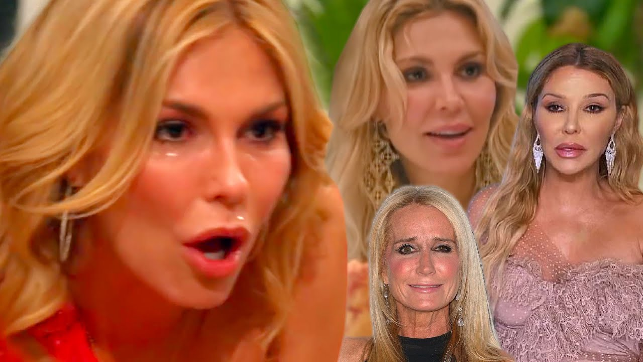 real housewives most INSANE brandi glanville moments
