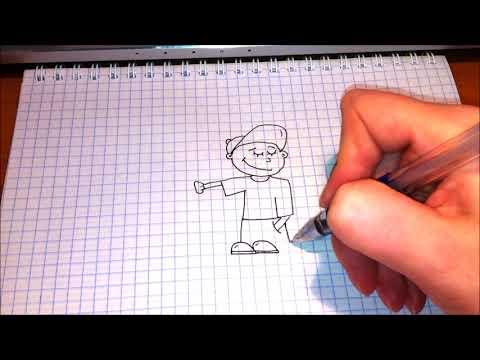 Рисунок на 8 Марта Как легко и быстро нарисовать бутон