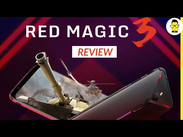 nubia Red Magic 3 Review: focus on gaming, not on the cameras