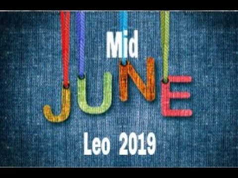 Leo Mid June 2019 ~ Own It! It's Not Over