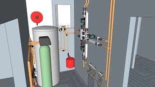 Зачем нужен проект системы отопления