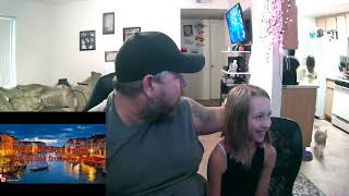 Daughters react to Hotel California by the Eagles