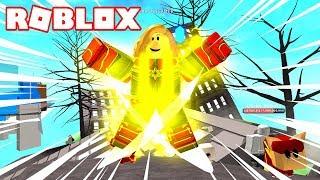 CHETANDO A LA CAPITANA MARVEL! 💥 Roblox Superhero Simulator