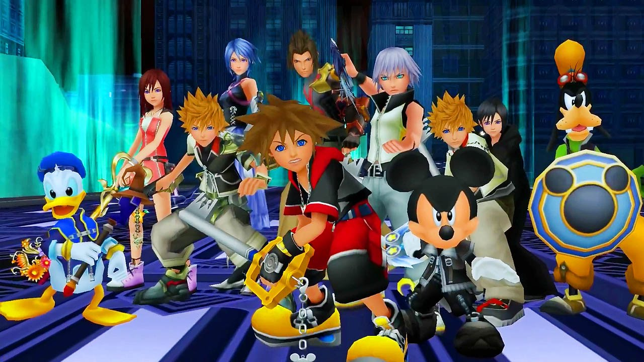 Image result for kingdom hearts hd 2.8 final chapter prologue