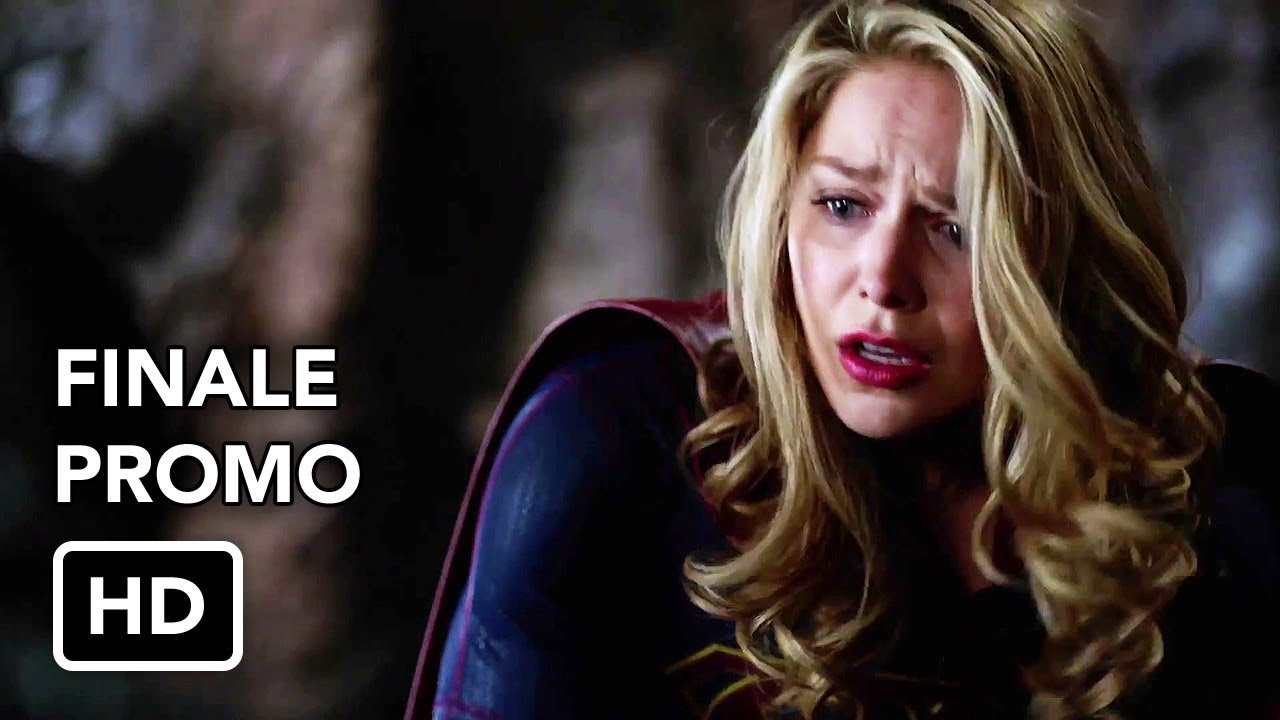 Supergirl season 3 episode 23 finale trailer and synopsis   Den of Geek