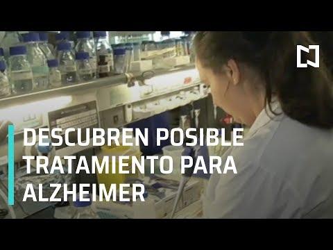 Científicos desarrollan posible tratamiento contra el Alzheimer - Las Noticias