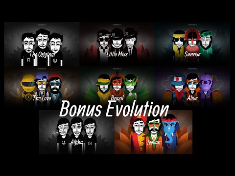 Incredibox Evolution Of ALL Bonuses (really All) 2009-2019