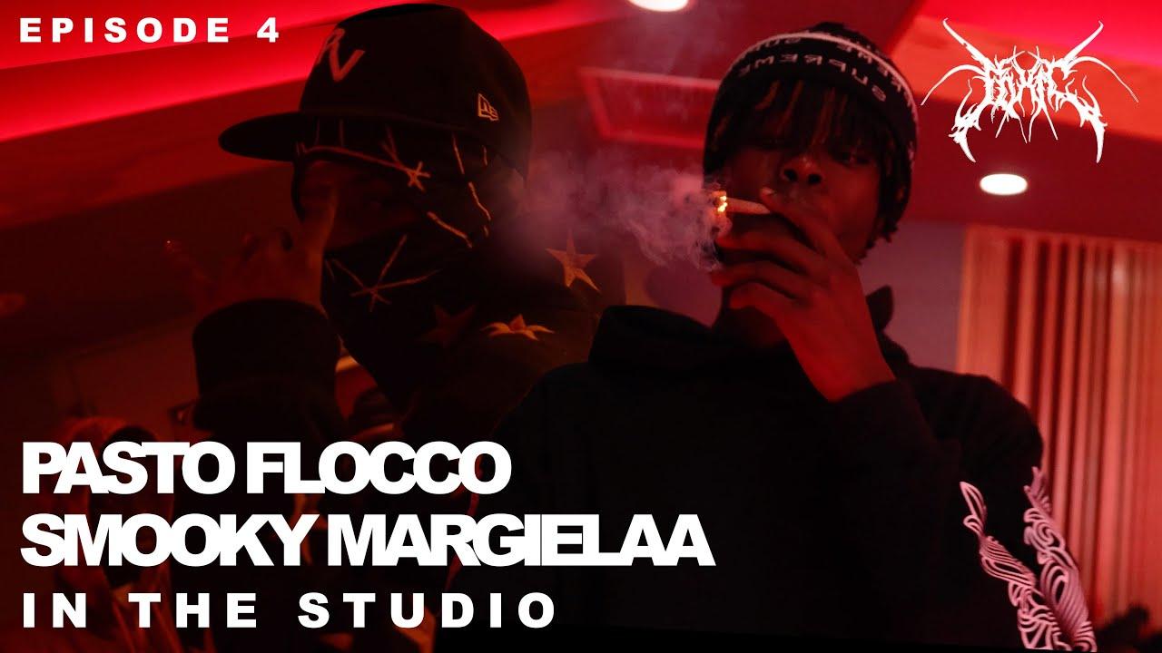 Pasto Flocco & Smooky MarGielaa | In The Studio | Episode 4