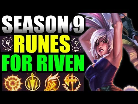 Download New Best Riven Build Guide Season 9 League Of