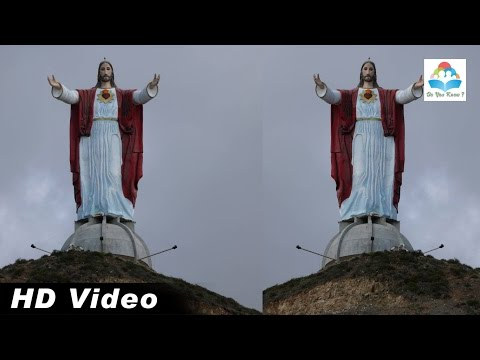 Thumbnail: Best 10 Famous Jesus Statues In The World | Created By Sk Raju | DYK