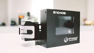 RYNAN B1040S  - Most flexible industrial inkjet printer