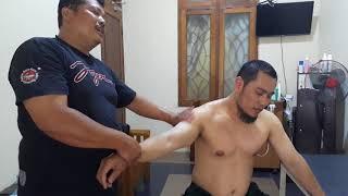 M.c.o Cedera Bahu Dari Pekanbaru