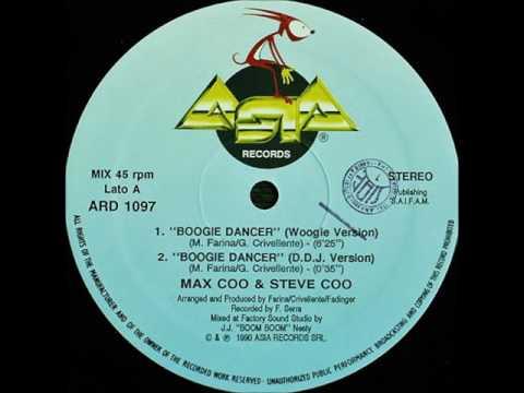 Max coo steve coo boogie dancer woogie version