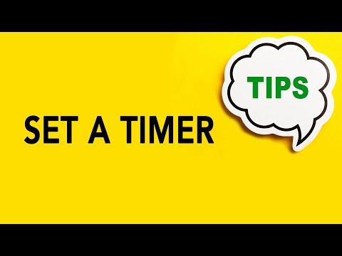GG-012: Set a Timer | Genealogy Gold Tips