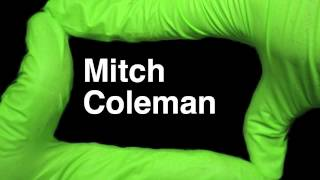 How to Pronounce Mitch Coleman