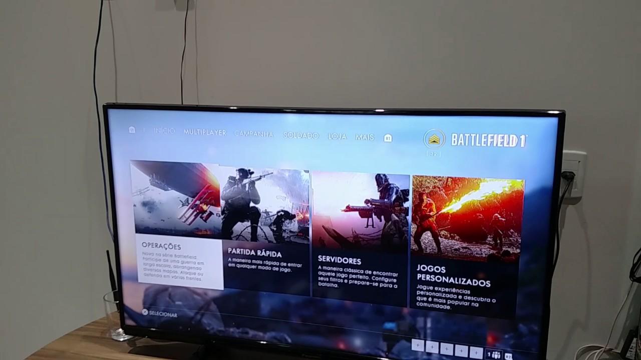 9510f0c1b Análise Tv Panasonic 40  Viera FULL HD LED - YouTube