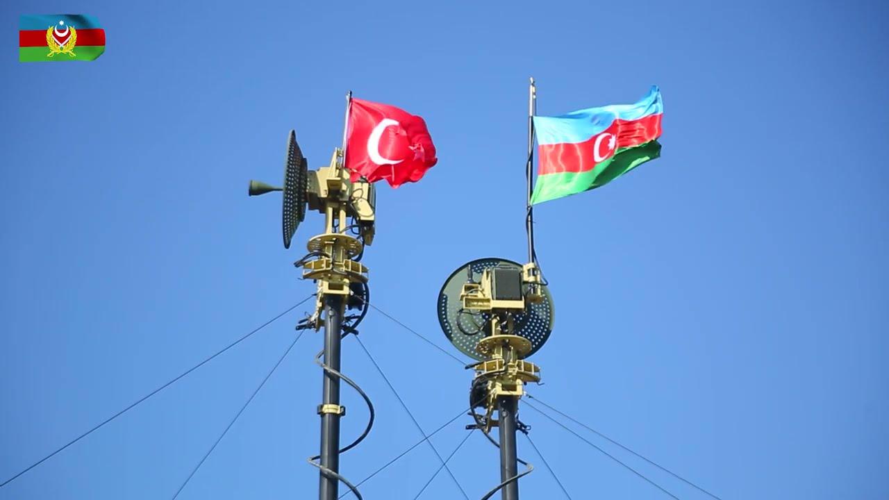 Տեսանյութ.Սկսվել են Ադրբեջանի և Թուրքիայի ռազմական անձնակազմերի մասնակցությամբ կապի զորքերի համատեղ մարտավարական և հատուկ զորավարժությունները