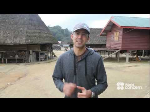 Welcome to One Village Transformed in Dak Euy, Laos