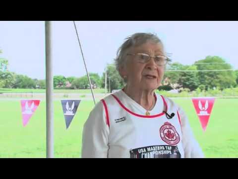 Olga Kotelko 93 year Old Track and Field Athlete