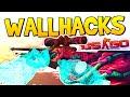 CS:GO WALLHACKS 1v1! (CS:GO 1v1 Challenge)