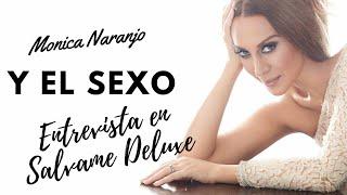 Mónica Naranjo - MÓNICA Y EL SEXO | Entrevista SALVAME DELUXE  2019 | REACTION