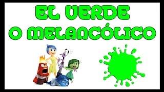 Personalidad VERDE o MELANCOLICA | #QueColorEres thumbnail