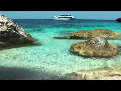 SARDEGNA - Le spiagge più belle del Golfo di Orosei - HD
