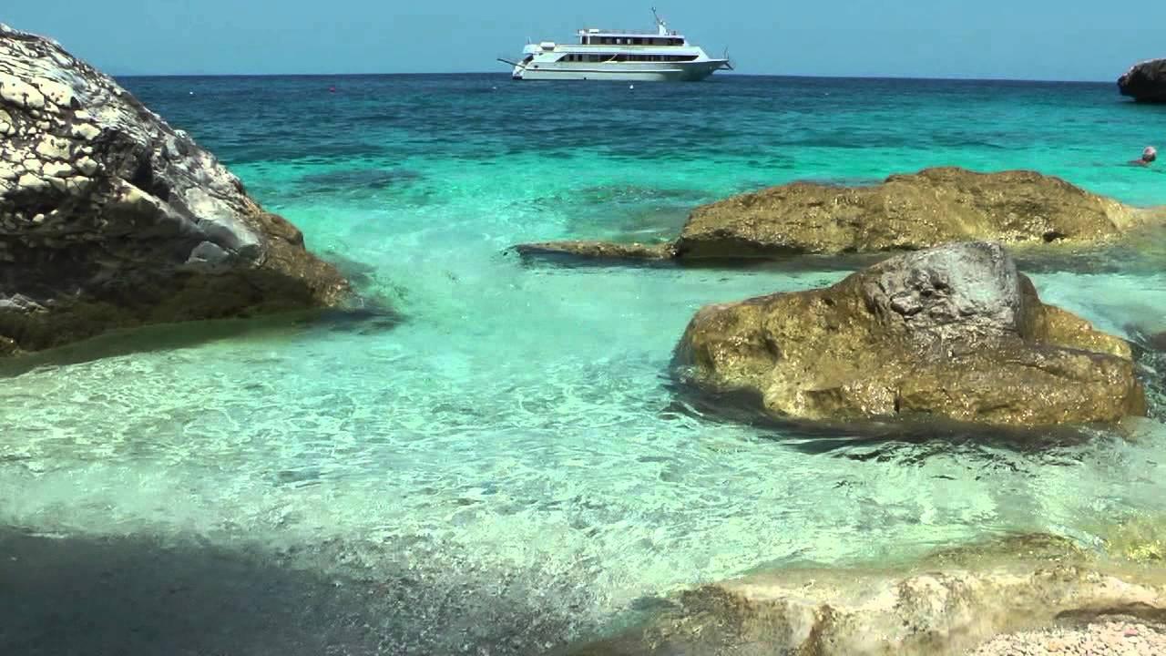 Cartina Spiagge Sardegna Nord.Sardegna Le Spiagge Piu Belle Del Golfo Di Orosei Hd Youtube