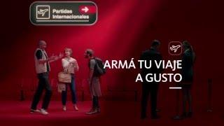 Tarjeta Santander Río - Viajes