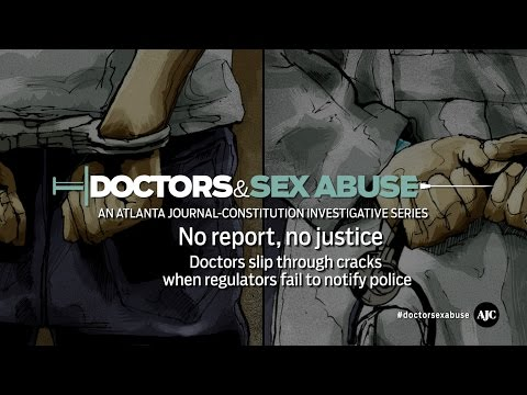 Doctor & Sex Abuse: Sexually abused in doctor's office