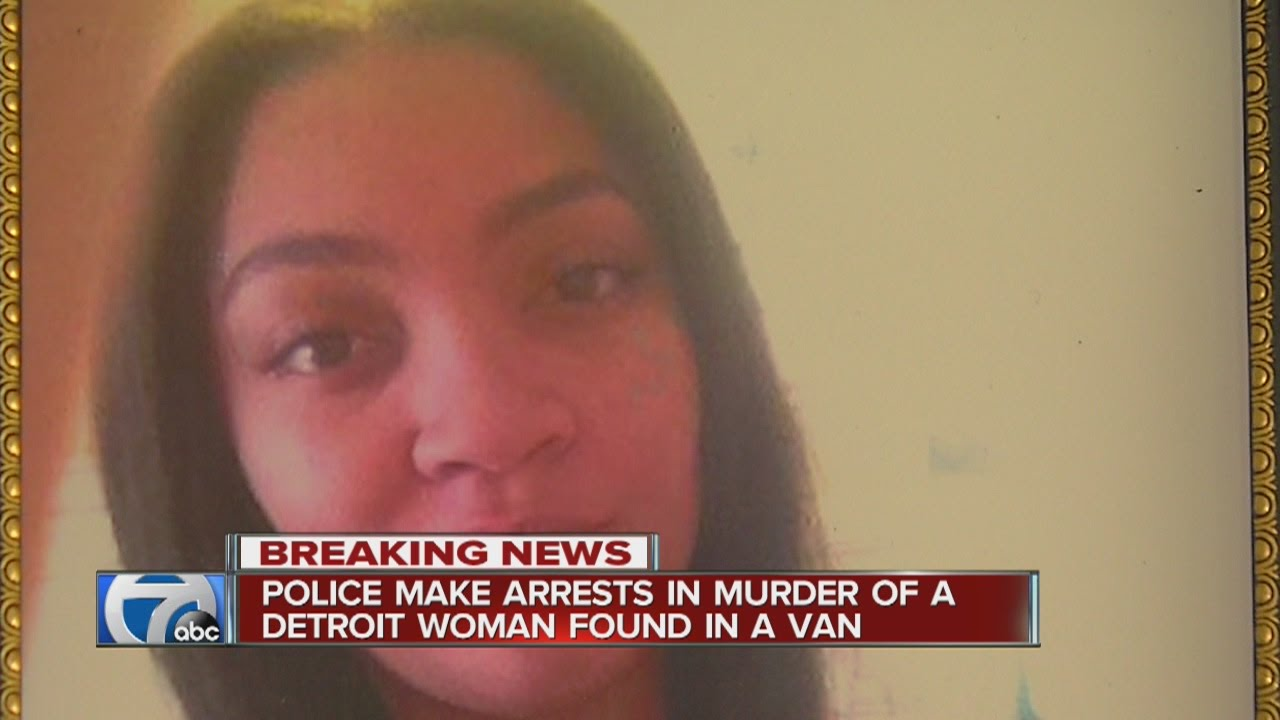 Police Arrest Two In Detroit Womans Murder