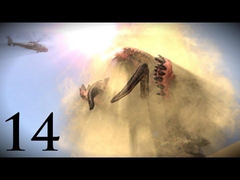 Serious Sam 3: BFE - Walkthrough - Part 14 [Episode Level 6: The Silent Riddler] (Gameplay) |