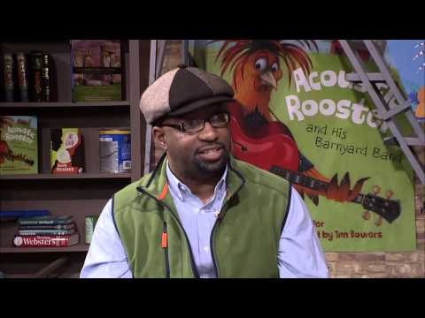 Meet the Author: Kwame Alexander
