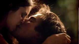 Damon and Elena Dance, Kiss, Sex (4x07)