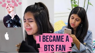 Stages of becoming a BTS / K-Pop Fan | Sejal Kumar
