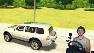 ПОЕХАЛ С ДРУЗЬЯМИ НА ПРИРОДУ - 3D ИНСТРУКТОР + РУЛЬ Logitech Driving Force GT