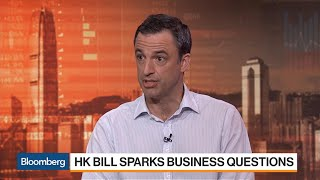 Hong Kong Extradition Bill Sparks Business Questions