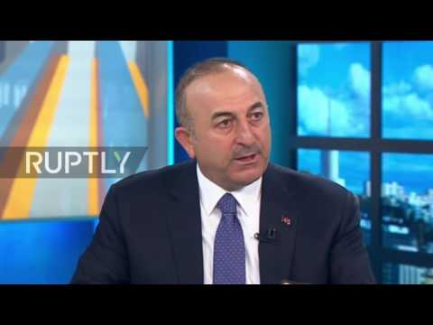 Turkey: Germany can leave Incirlik air base if they want - FM Cavusoglu