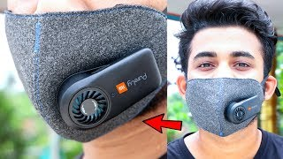 Hey what's up guys welcome to my channel it creators, so today in this video i will showing you - xiaomi mi purely air mask review | anti pollut...