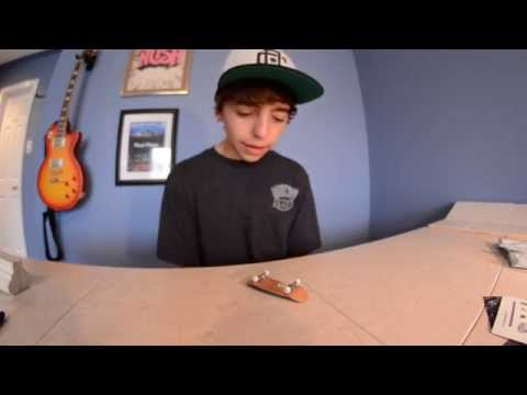 Flatface G14, G4 Wheels and Blackriver Trucks Unboxing and Setup!