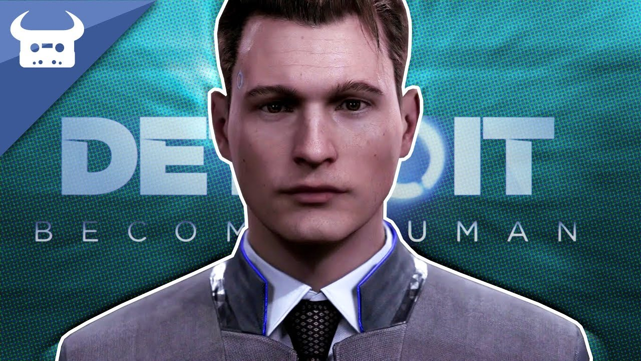 """DETROIT: BECOME HUMAN RAP: """"Connor's Soliloquy"""" - YouTube"""