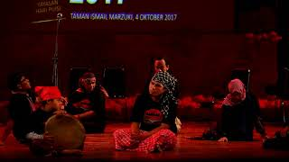 Download Video HARI PUISI INDONESIA 2017 - Malam Anugerah MP3 3GP MP4
