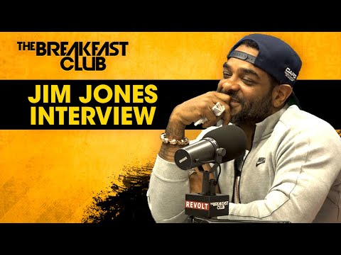 Uptown Angela - Jim Jones is Back! Reveals Wifey's Return to LAHH