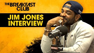 Jim Jones Stays Hush On 6ix9ine Case, Talks Music, 'Saucey' Business With Alex Todd + More